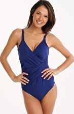 Seaspray, 1295[^]254067 Just Colour Long Length Medium Control One Piece