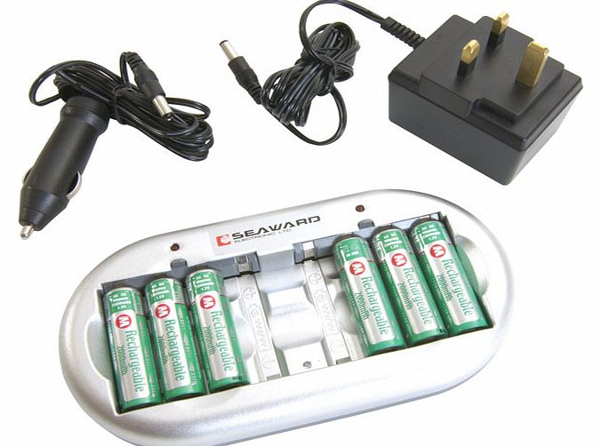 Seaward Pt350 Batteries and Battery Charger product image
