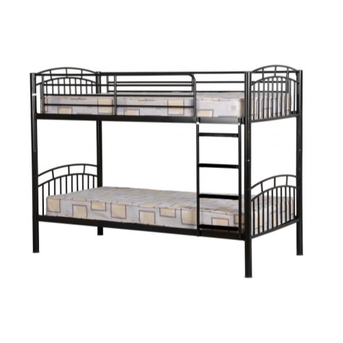 Seconique ventura 3 bunk bed black with right review Black bunk beds