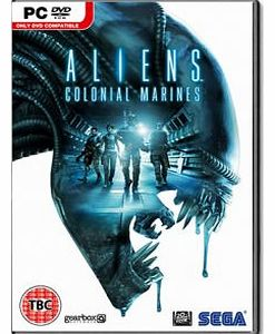 Sega Aliens Colonial Marines Collectors Edition on PC