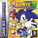 SEGA Sonic Advance 3 GBA product image