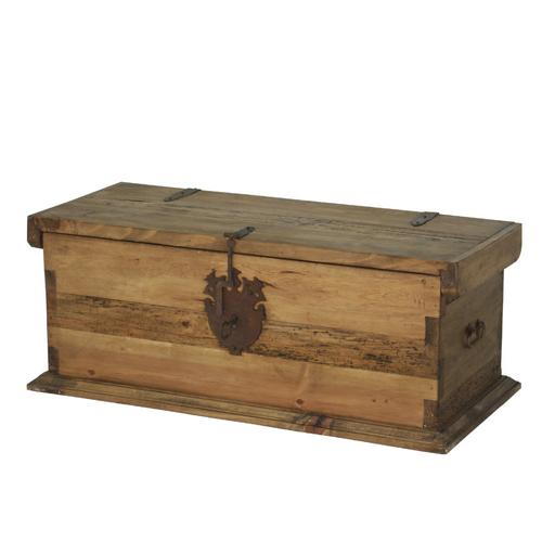 Segusino Mexican Pine Furniture Segusino Mexican Medium Trunk Review Compare Prices