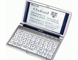 seiko er 6100 electronic concise oxford dictionary thesaurus