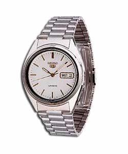 Seiko 5 automatic watch SNK375
