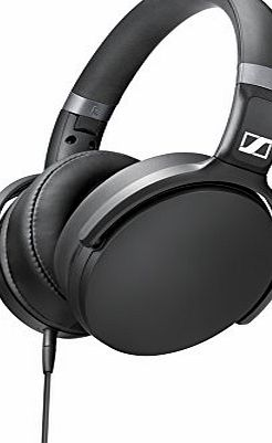 Sennheiser HD 4.30i Closed Around-Ear Headset - Black