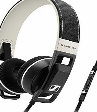 Sennheiser Urbanite On-Ear Headphones - iPhone/iPod/iPad - Black