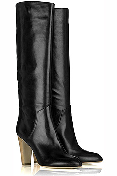 Sergio Rossi Slouchy knee boots