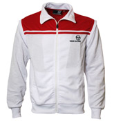 Red And White Tracksuit