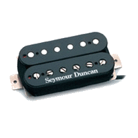 Duncan Distortion Pickup, Bridge, Black