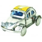 VW Beetle Recycled Tin Can Car