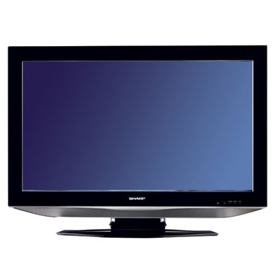 Sharp 37 inch HD Ready LCD TV - Digital Tuner, product image