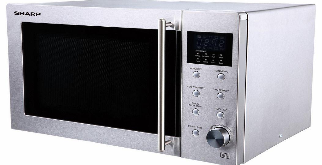 Stainless Steel Microwaves