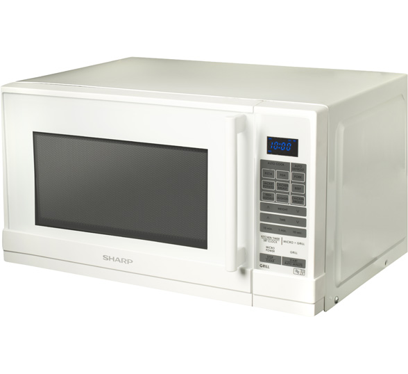 Sharp R658wm Microwave Oven Review Compare Prices Buy Online