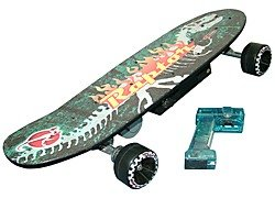 Sherwood Agencies Raptor remote control electric skateboard