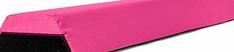 Shopisfy Water Resistant 1.2 Metres Long Foam Floor Gymnastics Training Balance Beam - Pink