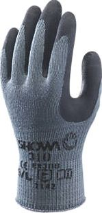 Showa, 1228[^]6134G 310 Original Builders Gloves Black X Large