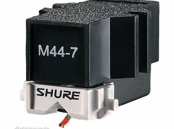 Shure M44 7 Dj Scratch Cartridges Pair product image