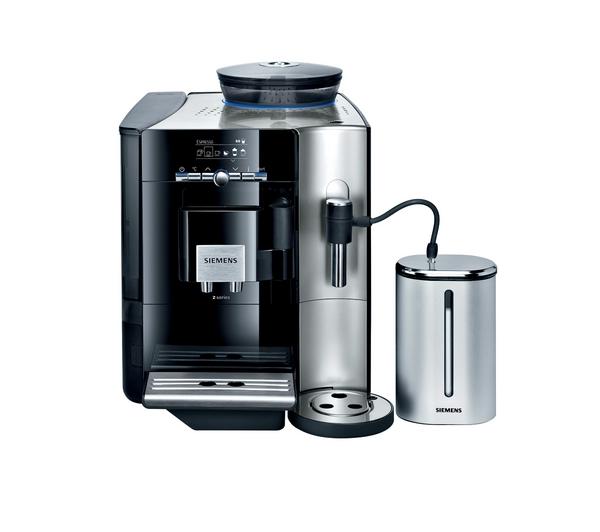 Porsche Design Kitchen Appliances: Siemens Coffee Makers Reviews