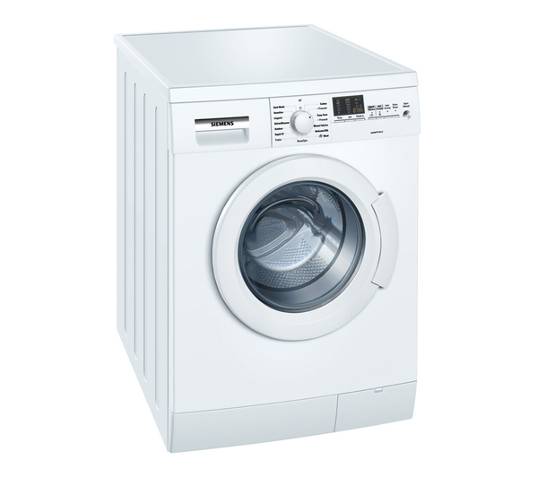 siemens wm14e460gb washing machine review compare prices buy online. Black Bedroom Furniture Sets. Home Design Ideas