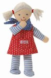 Sigidolli first dolly with red dress 29cm