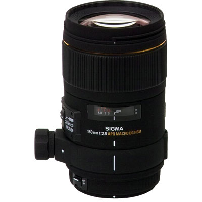 150mm f2.8 EX DG Macro Lens - Pentax Fit