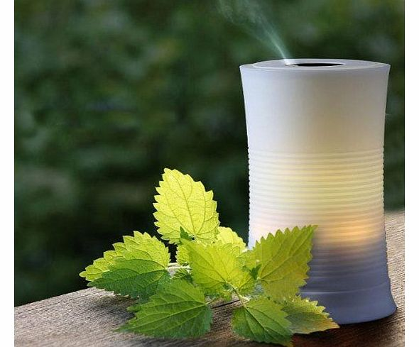ARAV Aroma COLOUR CHANGING Diffuser & Humidifier plus FREE Fragrance Oil