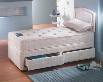 Silentnight Beds Silentnight Lorenzo Single Divan And Mattress Divan Bed Review Compare
