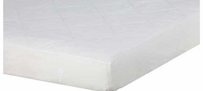 Clevamama Waterproof Mattress Protector Cot Bed