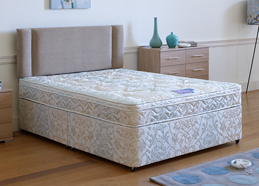 Silentnight divan beds for Silentnight divan