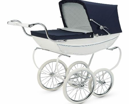 Silver Cross Oberon Dolls Pram White 2014 product image