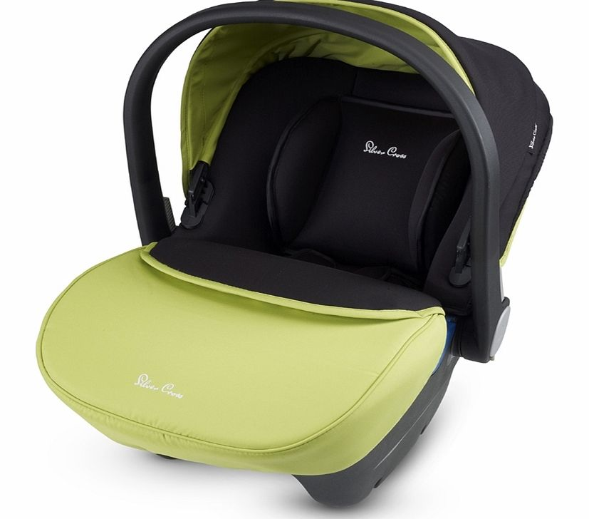 silver cross simplicity car seat lime review compare prices buy online. Black Bedroom Furniture Sets. Home Design Ideas