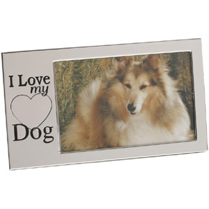 Love Picture Frames on Unbranded I Love My Dog Photo Frame A Great Frame