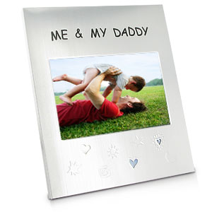 Me & My Daddy Photo Frame 6X4