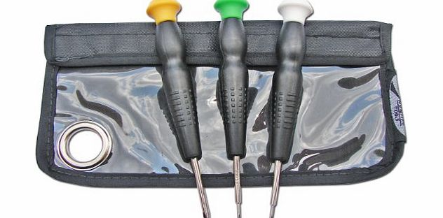 Silverhill Tools Nintendo Screwdriver Set for Wii, DS Lite, Wiimote, etc. product image