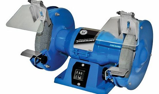 Silverline Tools Silverline Silverstorm 263511 Bench Grinder 150W 150mm product image