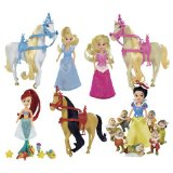 Simba Toys Disney Mini Princess Playset product image
