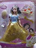 Disney Princess - Golden Glitter Snow White Doll