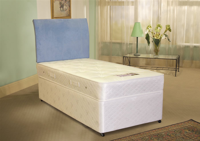 Cheap simmons beds divan beds compare prices read reviews for Cheap 4 foot divan beds