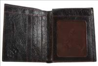 Simon Carter Black Cinnamon Edge Travel Card Wallet by product image
