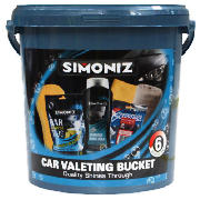 Simoniz 6 piece car valet set - CLICK FOR MORE INFORMATION