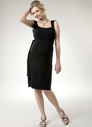 Simple Black Dress product image