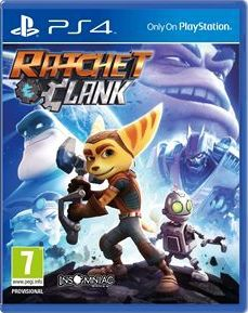 Simply Games, 1559[^]40589 Ratchet and Clank on PS4