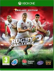 Simply Games, 1559[^]40958 Rugby Challenge 3 on Xbox One
