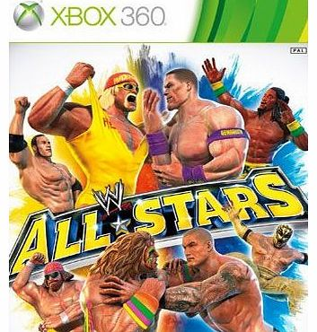 Simply Games WWE All Stars on Xbox 360