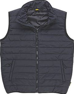 Site, 1228[^]7063J Blackthorn Body Warmer Black X Large 24.2``