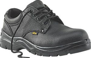 Site, 1228[^]84584 Coal Safety Shoes Black Size 9 84584
