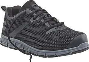 Site, 1228[^]18588 Flex Safety Trainers Black Size 11 18588