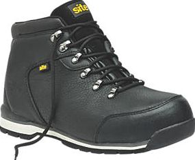 Site, 1228[^]44789 Meteorite Safety Boots Black Size 12 44789