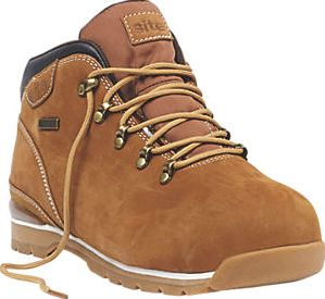 Site, 1228[^]1181F Meteorite Sundance Safety Boots Brown Size