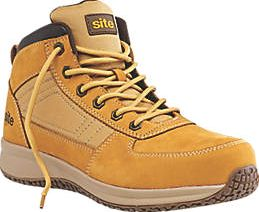 Site, 1228[^]2728J Sandstone Safety Trainer Boots Wheat Size 7